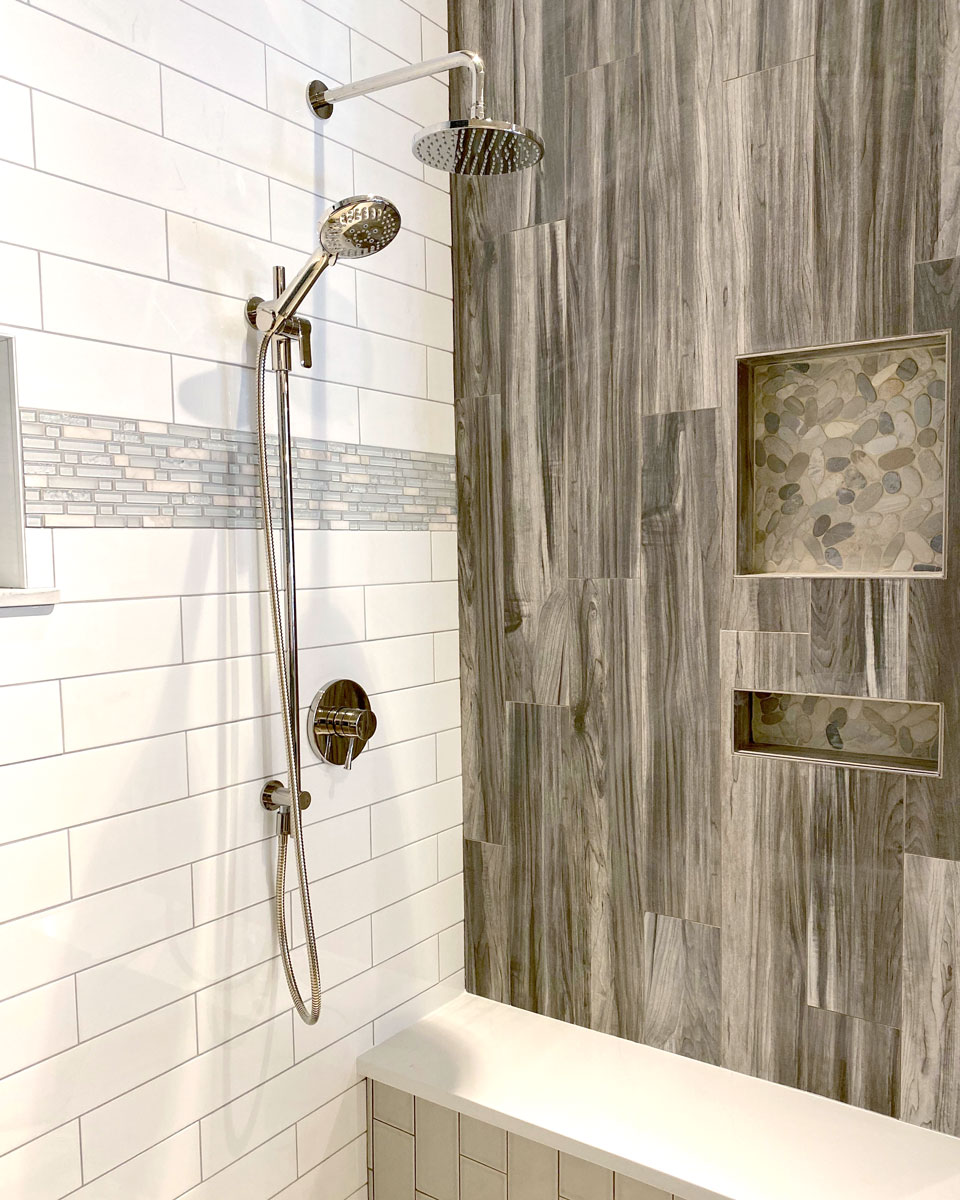 bathroom remodel, kitchens by countryside, rochester, ny