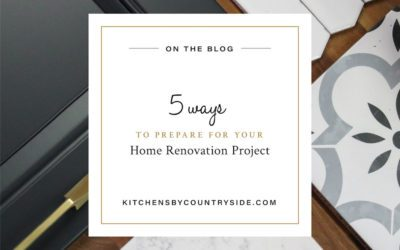 5 Ways to Prepare for Home Renovation