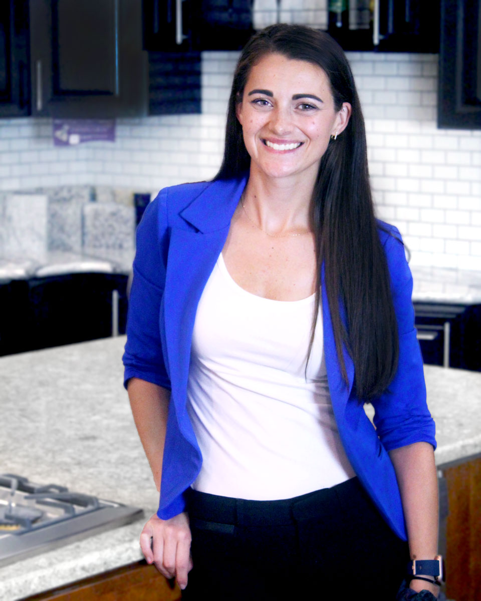 amanda webster, designer, kitchens by countryside, rochester, ny
