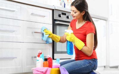 Deep Clean Your Kitchen