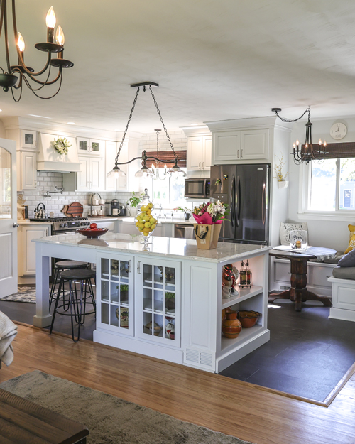 showroom, kitchens by countryside, rochester, ny