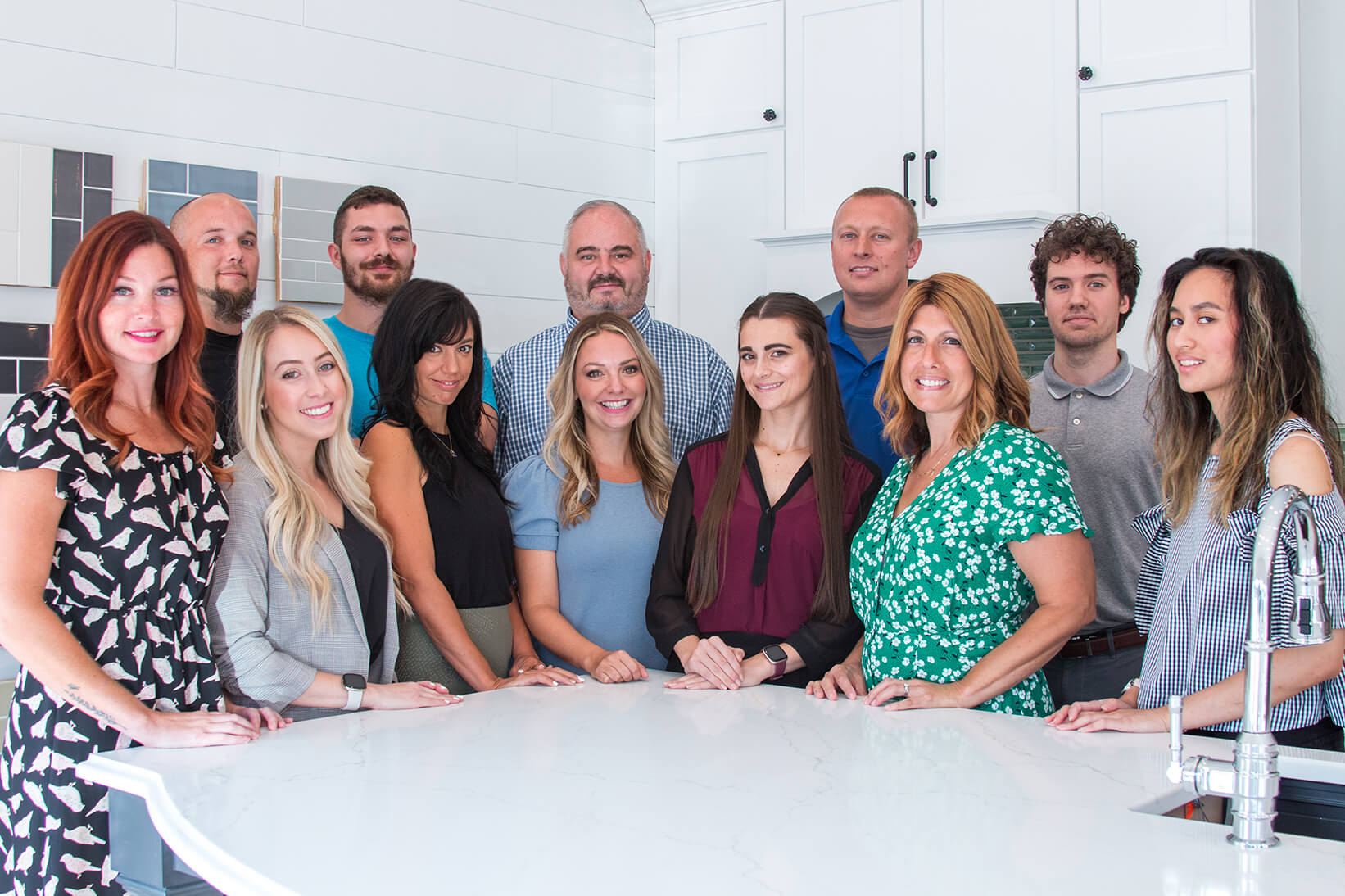 staff, kitchens by countryside, rochester, ny